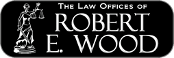 Law Offices of Robert E. Wood logo